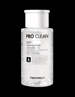 [TONYMOLY] PRO CLEAN  Cleansing Moisture Water 200ml