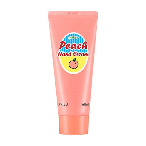 APIEU Peach Hand Cream