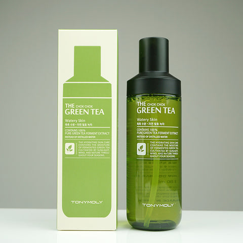 [TONYMOLY] The Chok Chok Green Tea Watery Toner