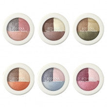 [the SAEM] Eco Soul Tripe Dome Shadow