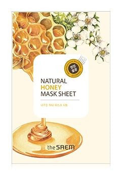 [the SAEM] Natural Honey Mask Sheet