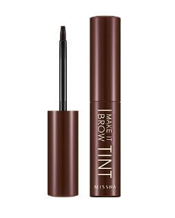 [MISSHA] Make it Brow Tint [Raspberry brown]