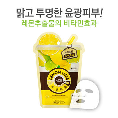 [Mediheal] Lemon Lime Ade Mask