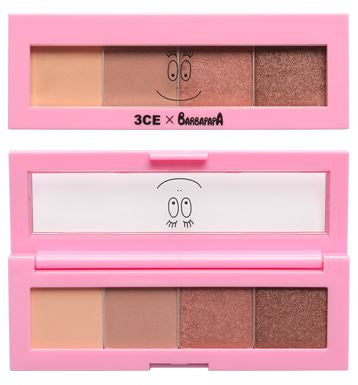 [3CE] BARBAPAPA EYESHADOW PALETTE #ETERNAL