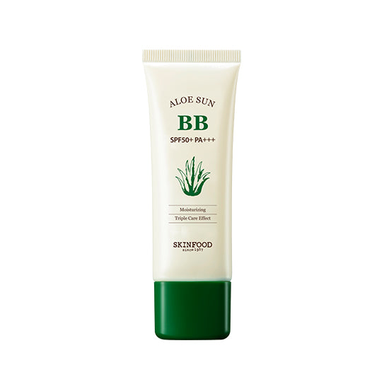 [SKINFOOD] Aloe Sun BB Cream SPF50+PA+++