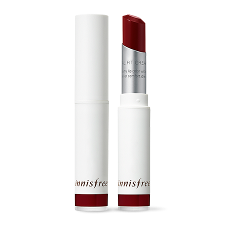 [INNISFREE] Real Fit Creamy Lipstick