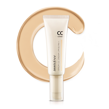 [innisfree] Serum CC Cream-Cover