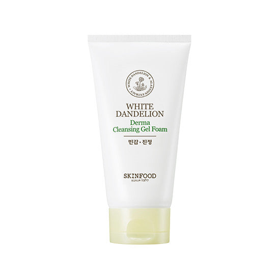 [SKINFOOD] White Dandelion Derma Cleansing Gel Foam