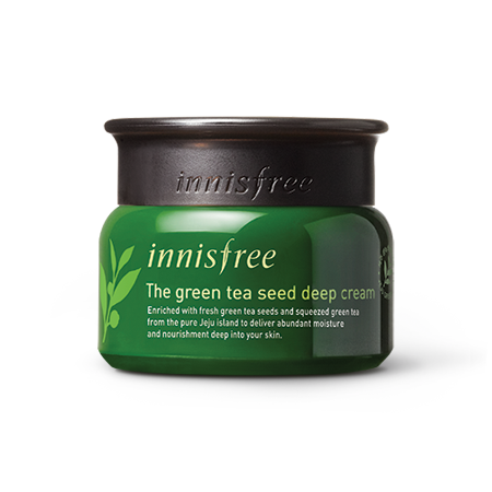 [Innisfree] Innisfree The Green Tea Seed Deep Cream