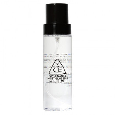 [3CE] MOIST GLOSSING FACE OIL MIST