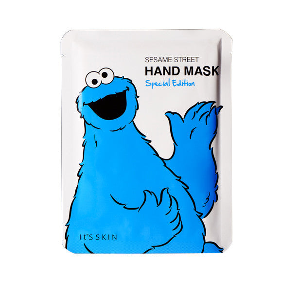 [IT'S SKIN] Sesame Street Hand Mask Special Edition