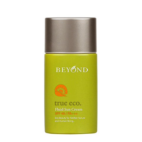 [Beyond] True Eco Fluid Sun Cream