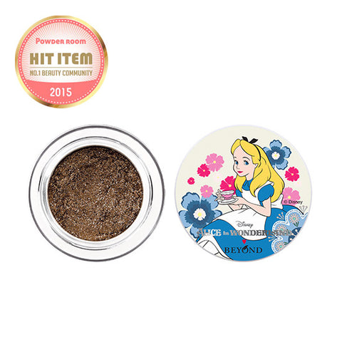 [Beyond] Alice in Glow Cream Shadow 07 Choco Fudge