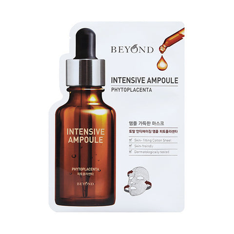 [Beyond] Intensive Ampoule Sheet Mask [Phytoplacenta]