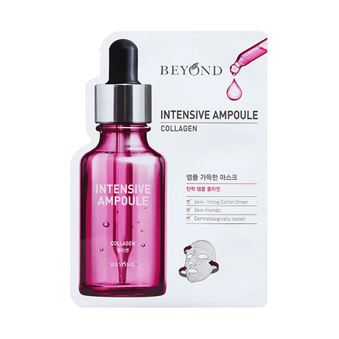 [Beyond] Intensive Ampoule Sheet Mask [Collagen]