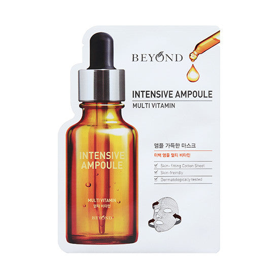[Beyond] Intensive Ampoule Sheet Mask [Multi Vitamin]