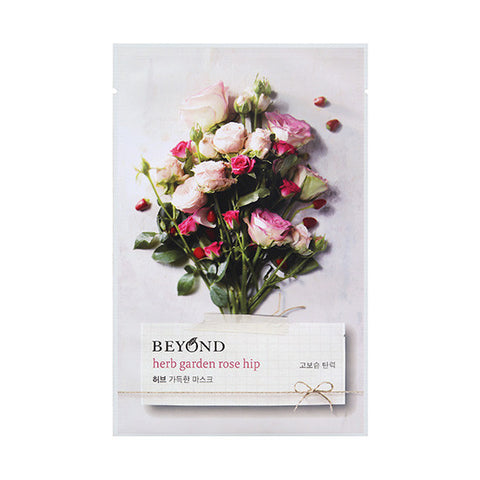 [Beyond] Herb Garden Mask - Rose hip