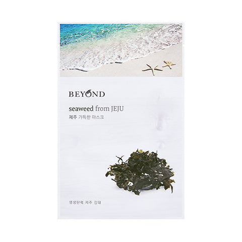 [Beyond] Seaweed from JEJU Sheet Mask