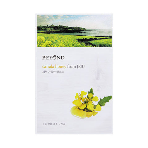 [Beyond] Canola Honey From JEJU Sheet Mask