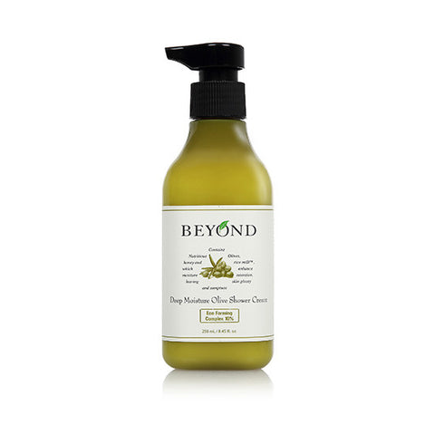 [Beyond] Deep Moisture Olive Shower Cream