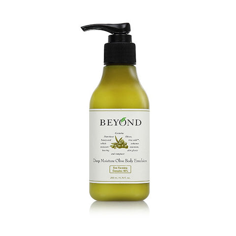 [Beyond] Deep Moisture Olive Body Emulsion
