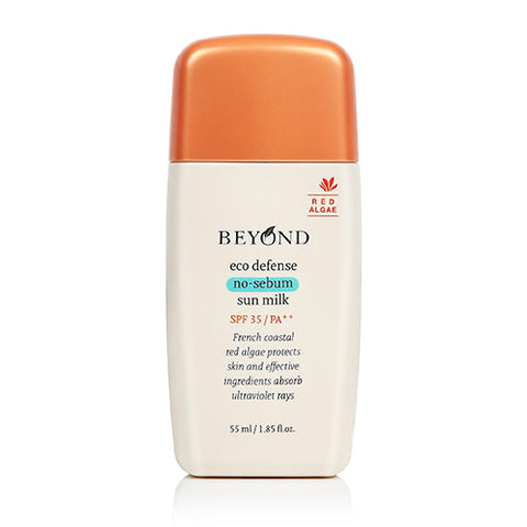 [Beyond] Eco Defense No Sebum Sun Milk 55ml