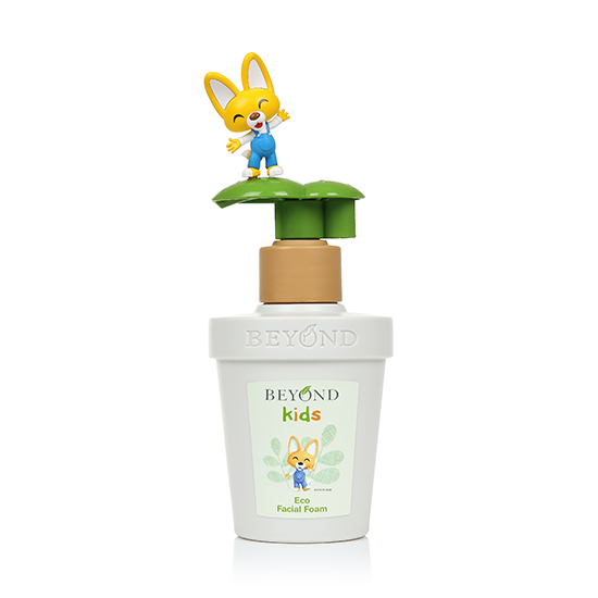 [Beyond] Kids Eco Facial Foam (Ppororo Special Edition)