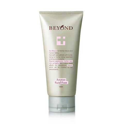 [Beyond] Acnature Facial Cleansing Foam