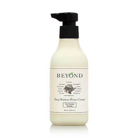 [Beyond] Deep Moisture Body Shower Cream