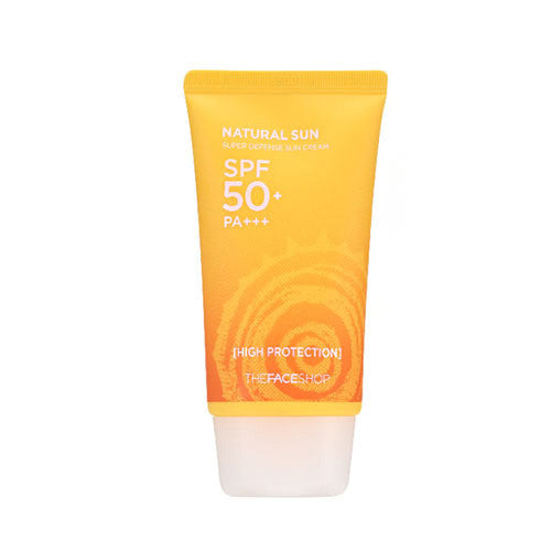 [THE FACE SHOP] Natural Sun Super Defense Suncream SPF50+ PA+++