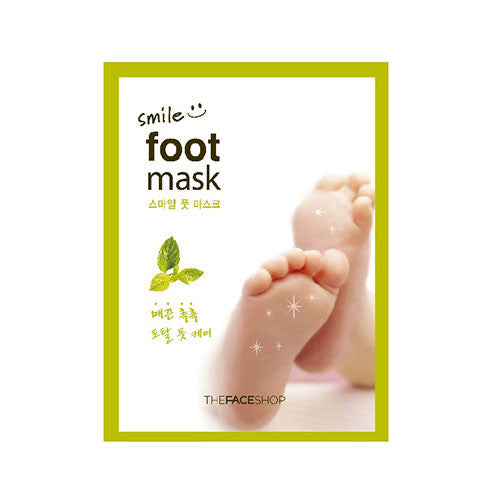[THE FACE SHOP] Smile Foot Mask