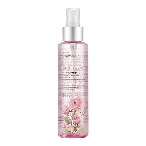 [THE FACE SHOP] Perfume Seed Rose Body Mist
