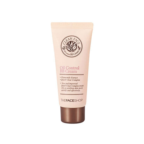 [THE FACE SHOP] Clean Face Oil Control BB Cream