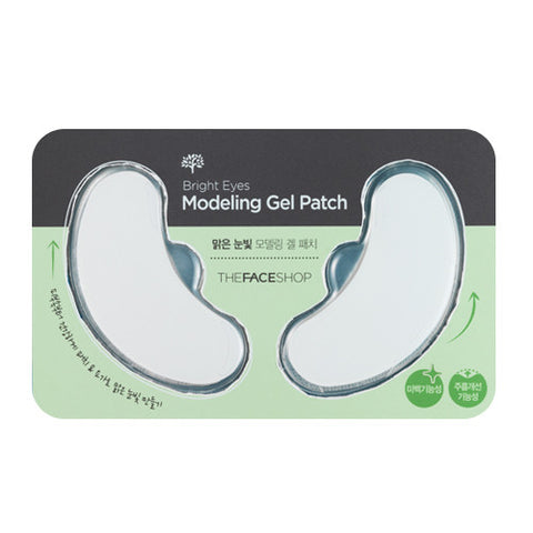 [THE FACE SHOP] Bright Eyes Modeling Gel Patch
