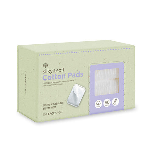 [THE FACE SHOP] Silky & Soft Cotton Pads