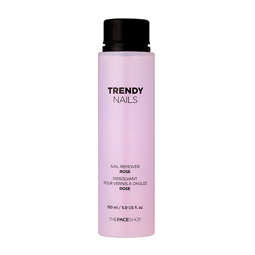 [THE FACE SHOP] Trendy Nail Remover 01 Rose