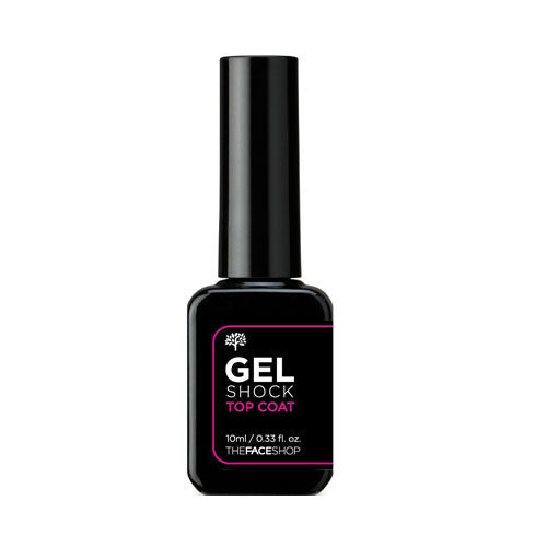 [THE FACE SHOP] Gel Shock Nail (Base / Top Coat)