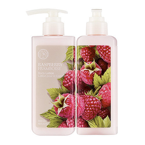 [THE FACE SHOP] Raspberry Body Lotion