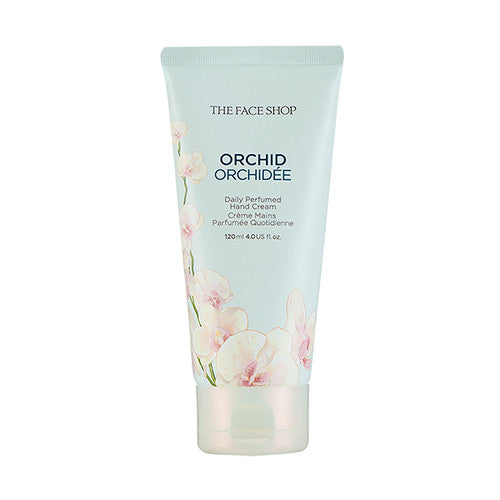[THE FACE SHOP] Daily Perfumed Hand Cream Orchid (Large) 120Ml