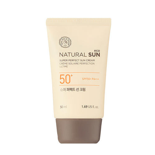 [THE FACE SHOP] Natural Sun Eco Super Perfect Sun Cream SPF50+ PA +++