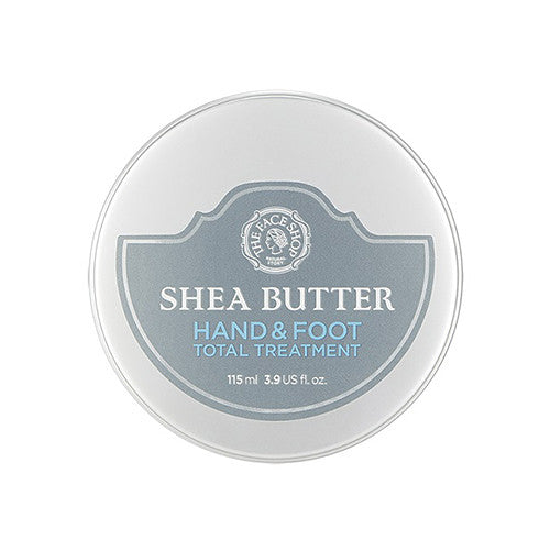 [THE FACE SHOP] Shea Butter Hand & Foot Total Treatment