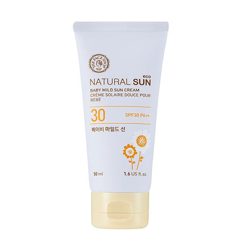 [THE FACE SHOP] Natural Sun Eco Baby Mild Sun SPF30 PA ++
