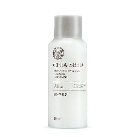 [THE FACE SHOP] Chia Seed Hydrating Emulsion (For travel)