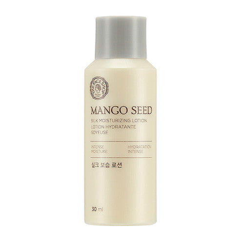 [THE FACE SHOP] Mango Seed Silk Moisturizing Lotion (For travel)