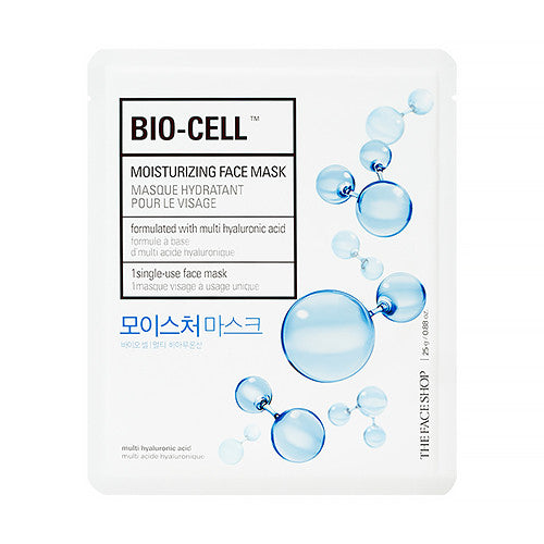 [THE FACE SHOP] Bio-Cell Sheet Mask