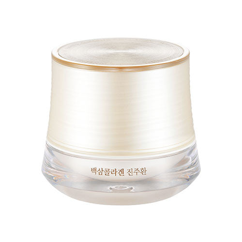 [THE FACE SHOP] Yehwadam White Ginseng Collagen Pearl Cream