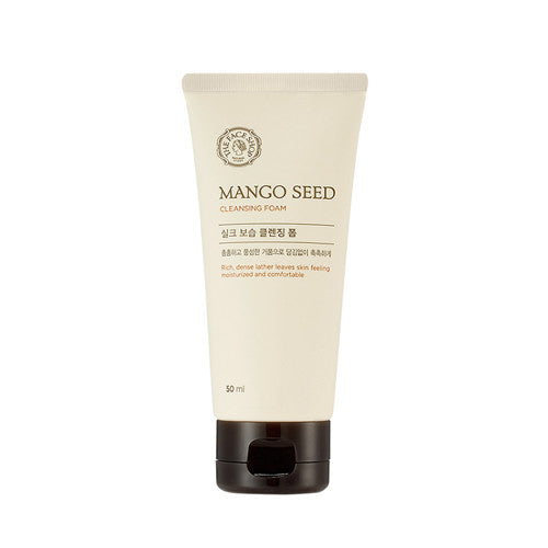 [THE FACE SHOP] Mango Seed Cleansing Foam (For Travel)