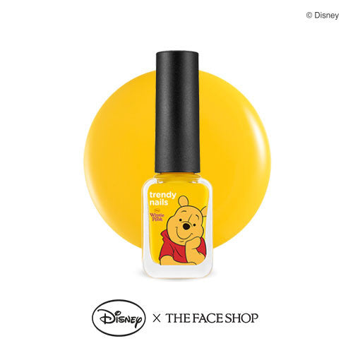 [THE FACE SHOP] Trendy Nails X Pooh - DSN01