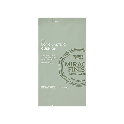 [THE FACE SHOP] CC Long Lasting Cushion (Refill)