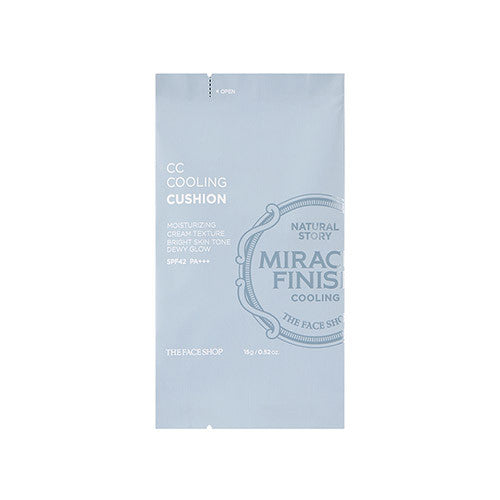 [THE FACE SHOP] CC Cooling Cushion SPF42/PA+++ (Refill)